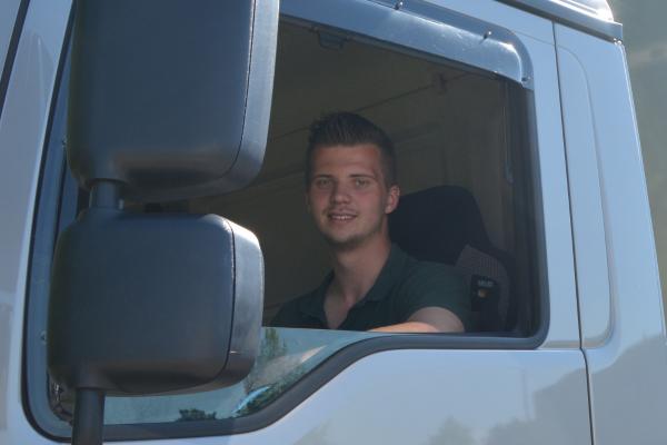 Luke Willemsen - medewerker in beeld