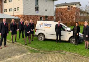 sponsorovereenkomst USRA en Roots, dat werkt